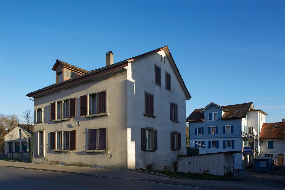 Hedigerhaus mit Hort