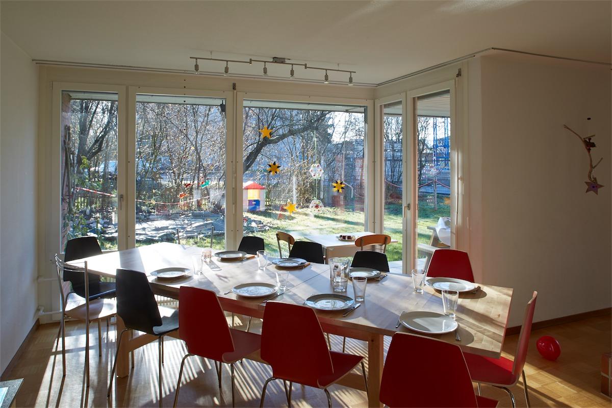 Mittagstisch Ausserdorf
