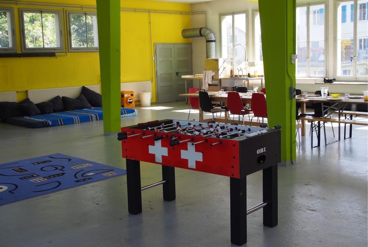 Altes Feuerwehrlokal